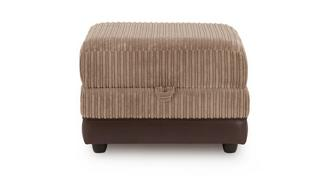 Leyburn Storage Footstool