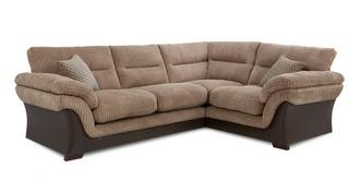 Leyburn Left Hand Facing Arm 2 Piece Corner Sofa