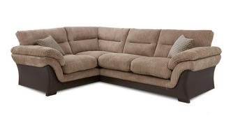 Leyburn Right Hand Facing Arm 2 Piece Corner Sofa
