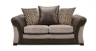 Leyland Small 2  Seater Pillow Back Sofa