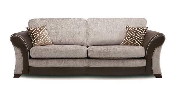 Leyland 4 Seater Formal Back Sofa