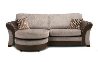 4 Seater Formal Back Lounger Eternity