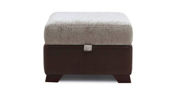 Leyland Storage Footstool