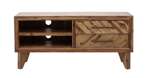 Leyton Two Drawer Media Unit