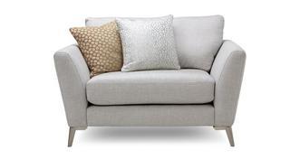 Libby Plain Cuddler Sofa