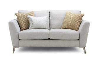 Plain 2 Seater Sofa Libby