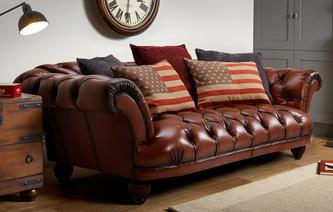 Liberty Large Sofa Oskar