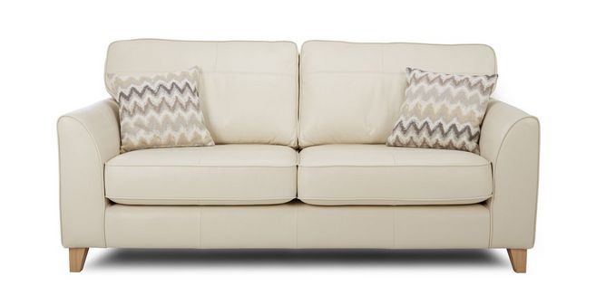 lila 3 seater sofa brooke | dfs, Modernes haus