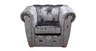 Lilianna Velvet Armchair
