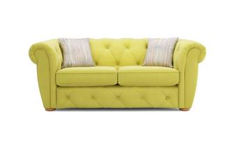 Lilianna 2 Seater Sofa Bed Plaza