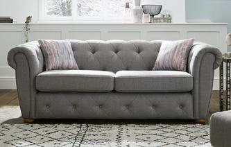 Lilianna 3 Seater Sofa Opera