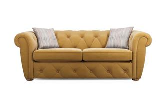 Lilianna 3 Seater Sofa Bed Plaza