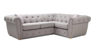 Lilianna Left Hand Facing Arm 2 Seater Corner Sofa