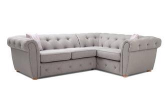Left Hand Facing Arm 2 Seater Corner Sofa Opera