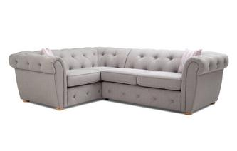 Right Hand Facing Arm 2 Seater Corner Sofa Opera