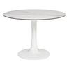 Fixed Round Dining Table 110cm