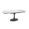 Extending 4-6 Seater Marble Dining Table
