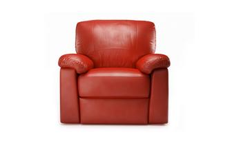 Electric Recliner Chair Accent