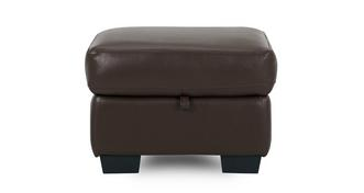 Linea Storage Footstool