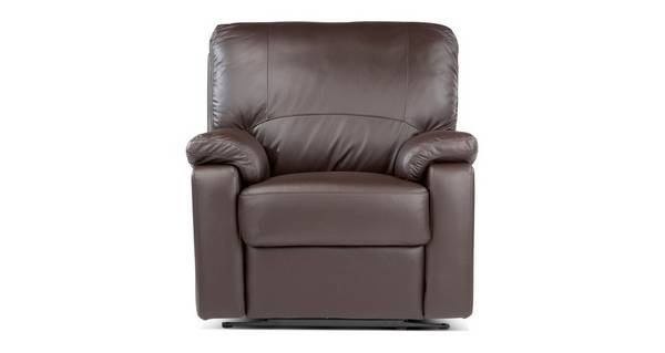 Linea Manual Recliner Chair