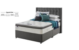 Bedroom Double Beds And Mattresses Blacks And Greys Dfs