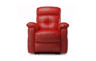Handbediende recliner stoel Accent