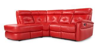 Lloyd Optie B rechtszijdige handbediende recliner