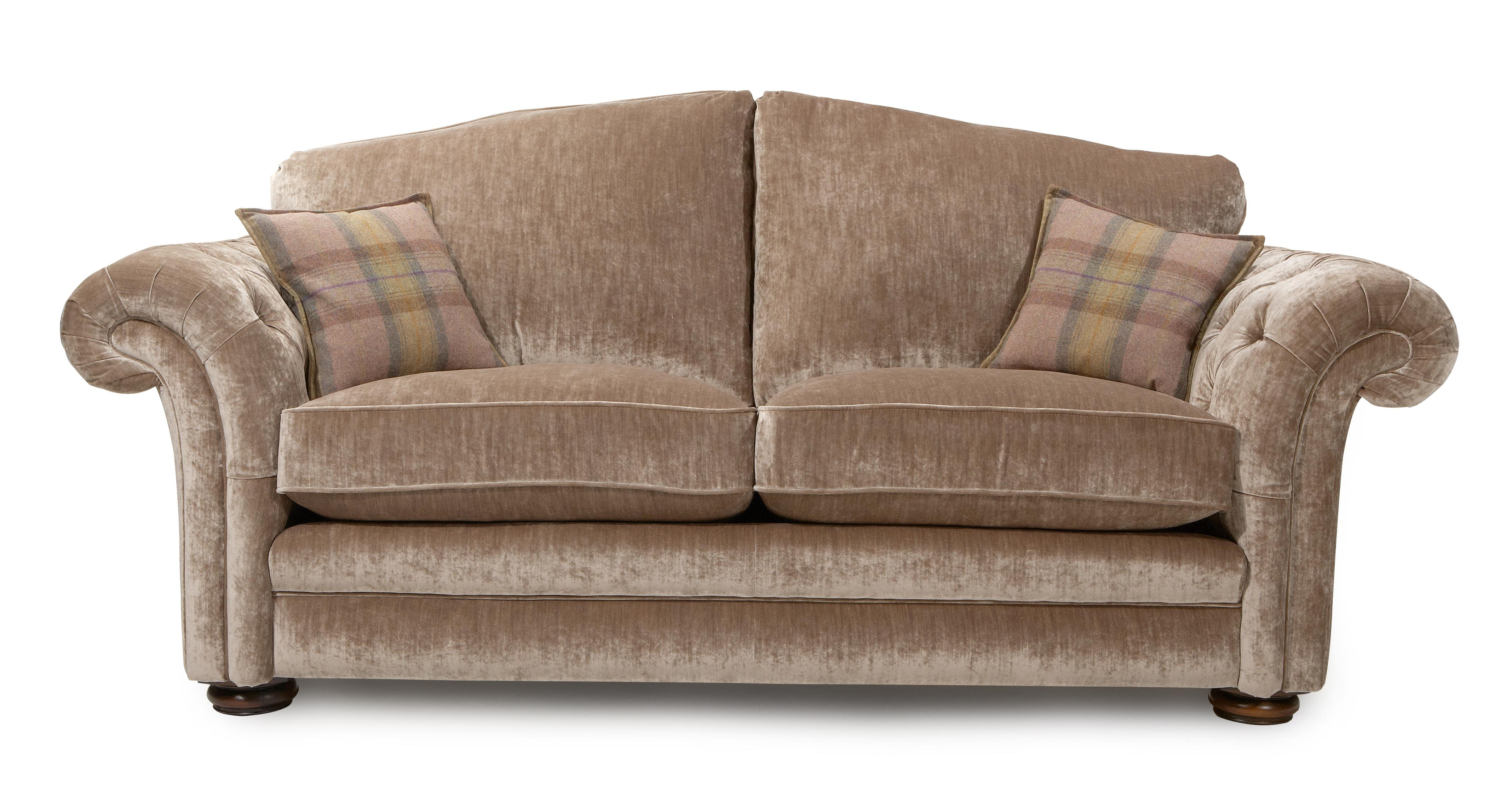 Loch Leven Formal Back Sofa