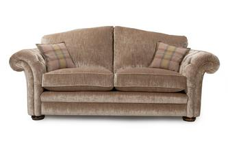 Large Formal Back Sofa