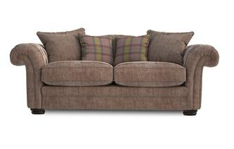 Large Pillow Back Sofa