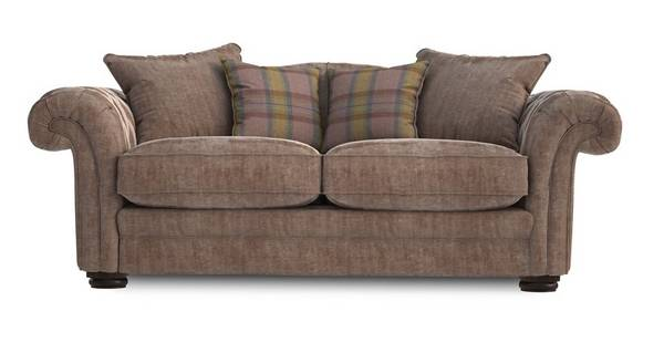 Loch Leven Large Pillow Back Sofa