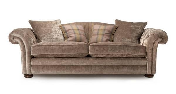 Loch Leven Grand Pillow Back Sofa