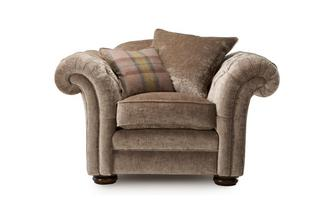 Pillow Back Armchair
