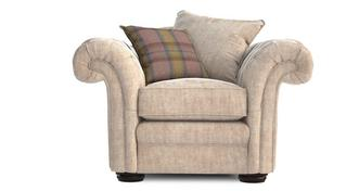 Loch Leven Formal Back Armchair