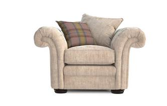 Formal Back Armchair Loch Leven