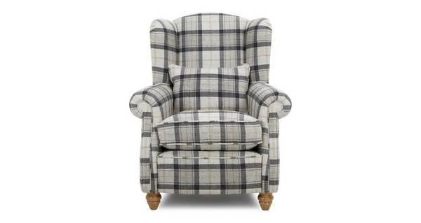 Loch Leven Wing Chair