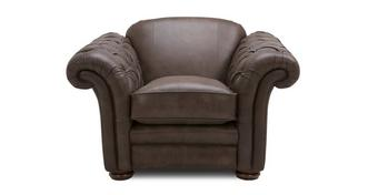 Loch Leven Leather Fauteuil