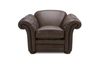 Armchair Loch Leven Leather