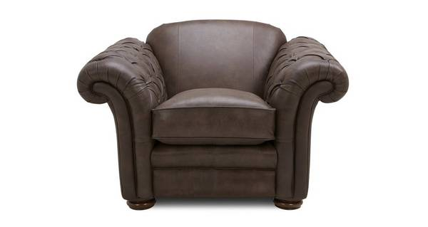 Loch Leven Leather Armchair