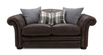 Loch Leven Leather Medium Sofa