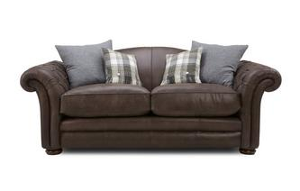 3 Seater Sofa Loch Leven Leather