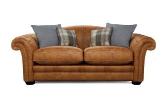 Loch Leven Leather Large Sofa Loch Leven Leather