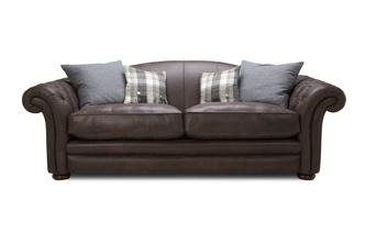 4 Seater Sofa  Loch Leven Leather