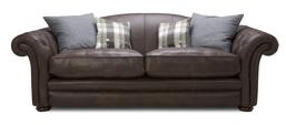 Loch Leven Leather Sofa