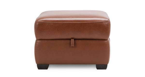 Locksley Storage Footstool