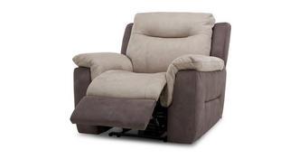 Logan Handbediende recliner stoel