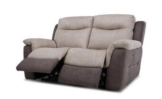 Logan 2-zitter handbediende recliner