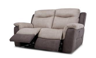Logan 2-zits elektrische recliner