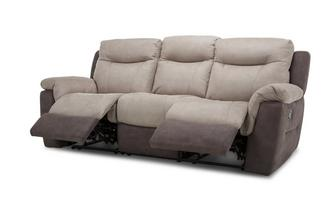 3 Seater Manual Recliner Arizona