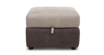 Logan Storage Footstool
